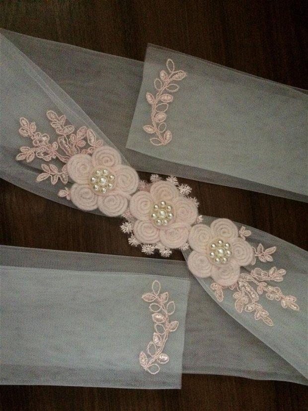 Esarfa roz prafuit (676)