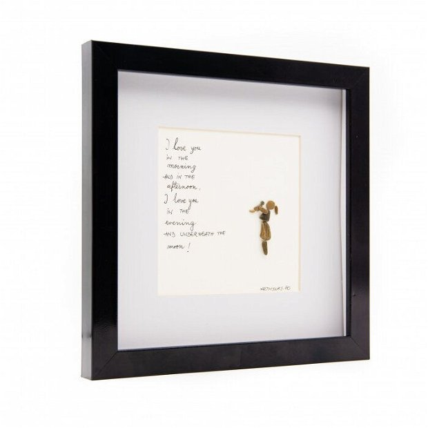 Tablou MOTHER S LOVE - Colectia Pebble Art
