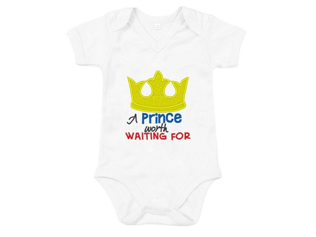 "Body bebelusi ""A prince"""