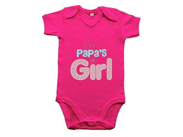 """Body bebelusi """"Papa's Girl"""""""