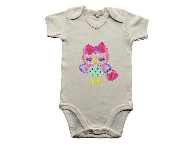 """Body bebelusi """"Shopping Owl"""""""