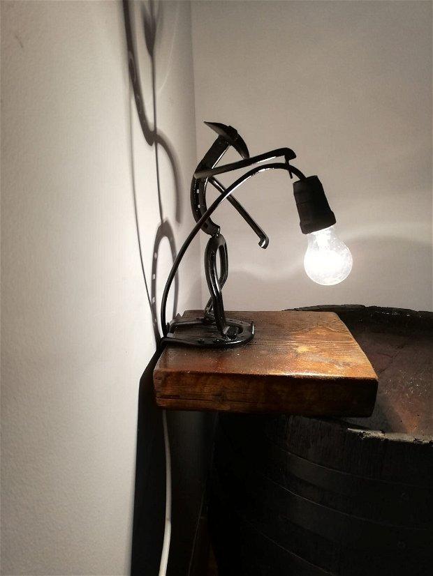 Lampa unicat