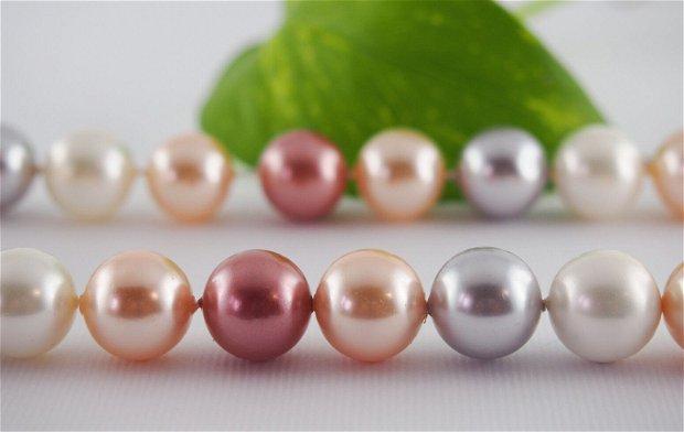 Perle seashell 12mm (1sirag)