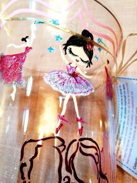 """Vaza """" Little ballerina"""""""