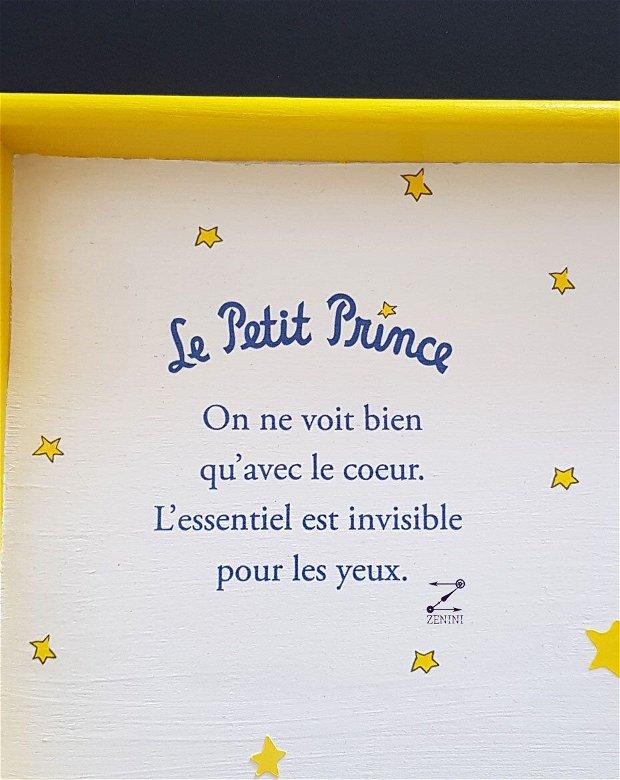 Set mot Micul print, set mot Le petit prince, set pentru taierea motului cu micul print, set mot baiat