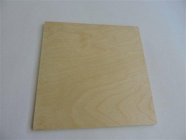 Placaj din lemn 16 x 32 cm