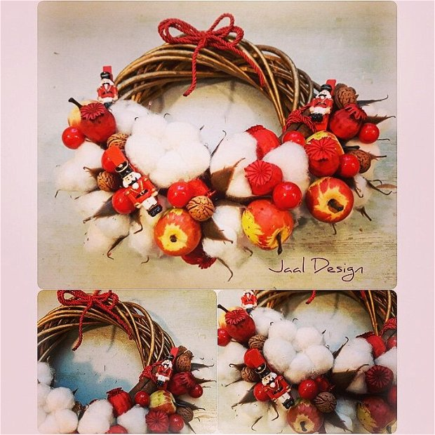 Coronita decorativa Craciun