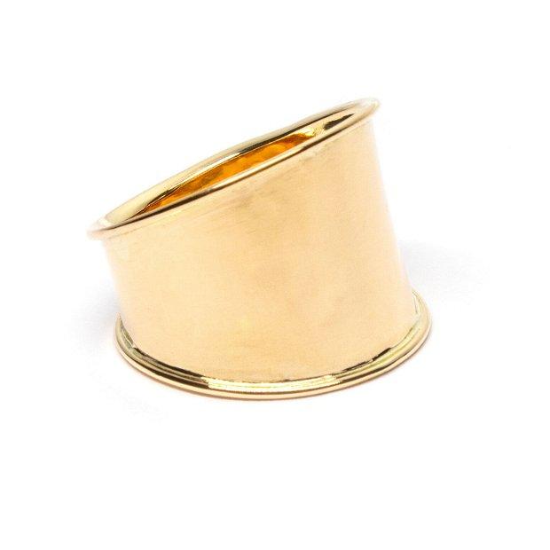 Inel unisex din aur