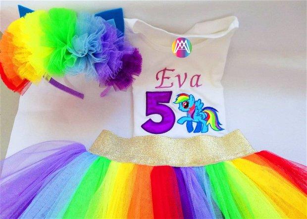 Costum Rainbow Dash