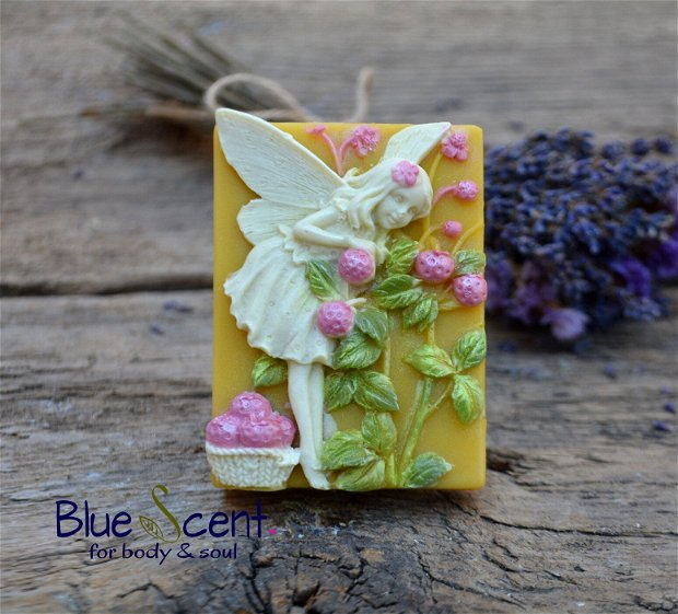 Fleur d´Oranger-sapun delicat cu portocale si catina-BlueScent