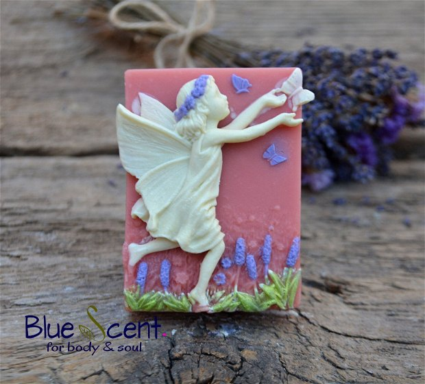 Fleur de Roses-sapun fin cu trandafir-BlueScent