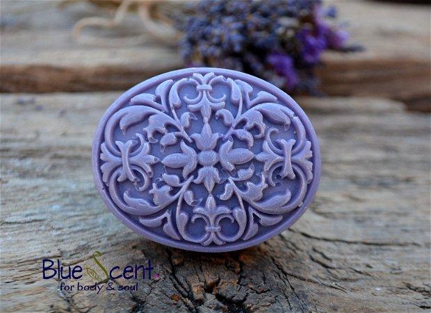 Fleur de Lavande-sapun fin cu lavanda si matase-BlueScent