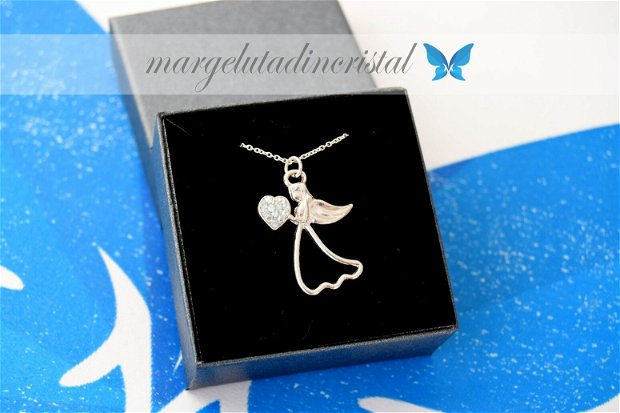 Lantisor / Ingeras / Angel - Argint 925