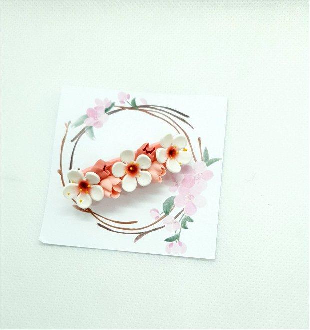 Brosa-martisor floare de cires