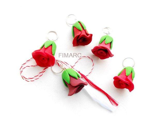 Roses - pandantive
