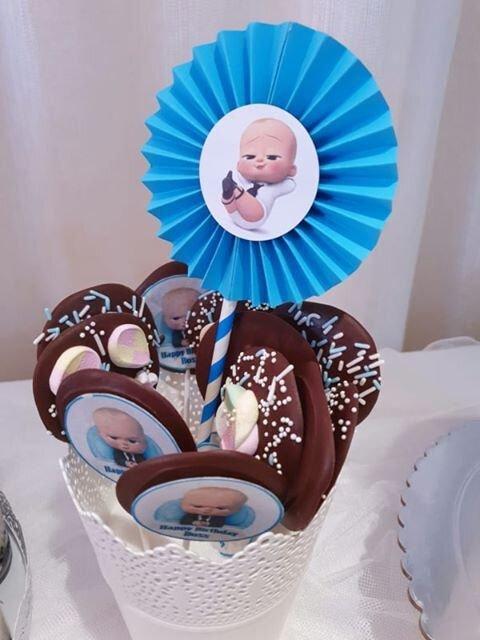 Meniu botez Baby Boss
