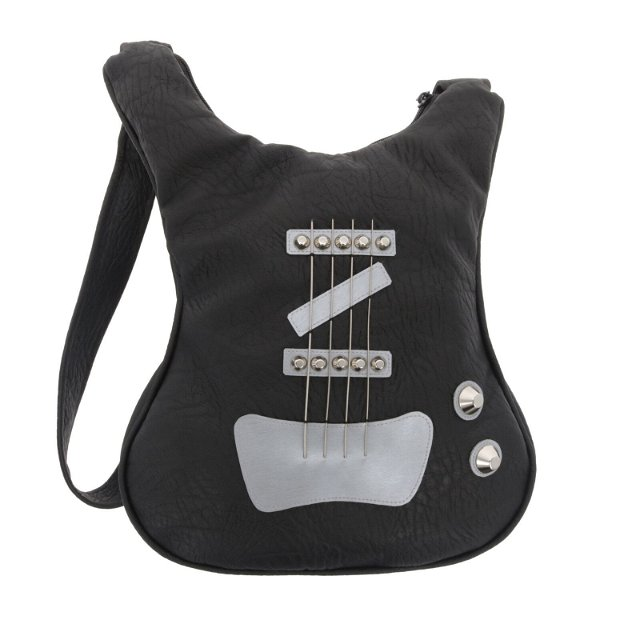 Geanta rock style in forma de chitara electrica