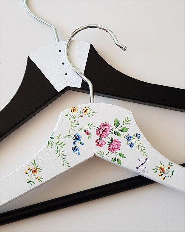 Umerase miri personalizate, umerase nunta, umerase miri cu nume, umerase cu flori, umeras mireasa