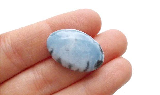 Cabochon Opal Owyhee Albastru - D67