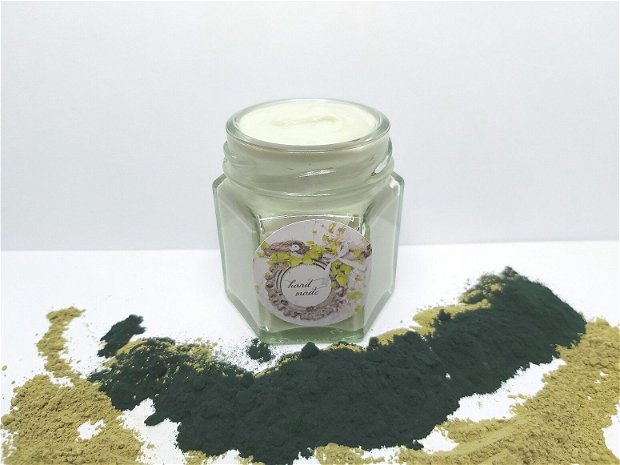 Crema - calmanta si corectoare ptr ten sensibil, inrosit, ori cuperozic (50ml)