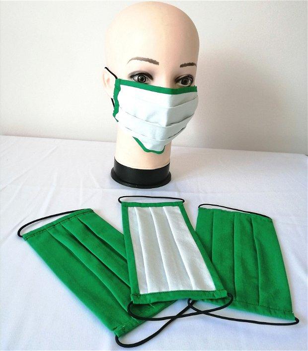 Mască reutilizabila din bumbac