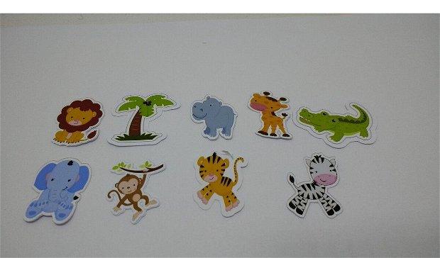 Figurine animale jungla