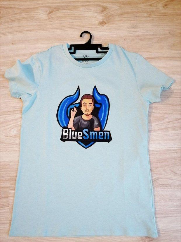 Tricou baietel -BlueSmen