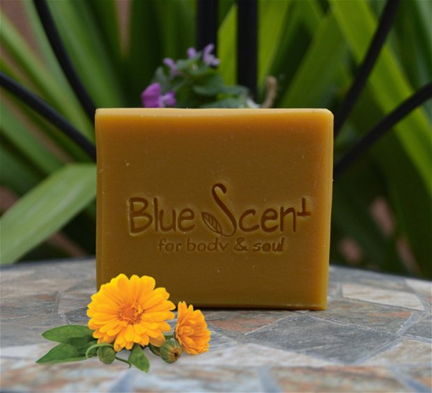 Delicate Baby Soap-sapun delicat pentru copilasi-BlueScent