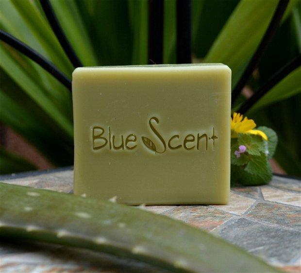 Aloe-sapun cu aloe si avocado-BlueScent