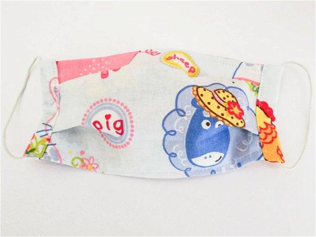 Masca protectie reutilizabila copii