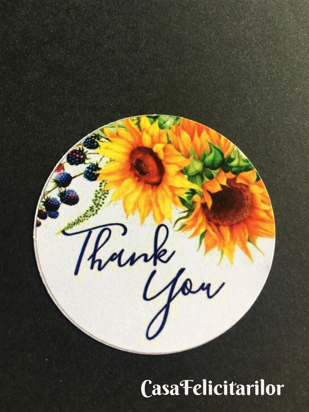 Etichete Thank you (5)