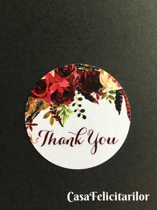 Etichete Thank you (6)