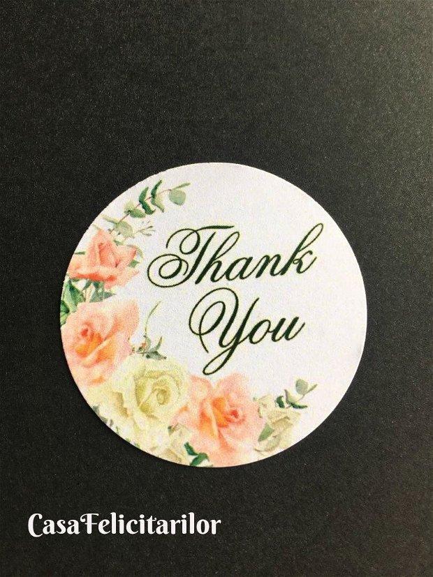 Etichete Thank you (7)