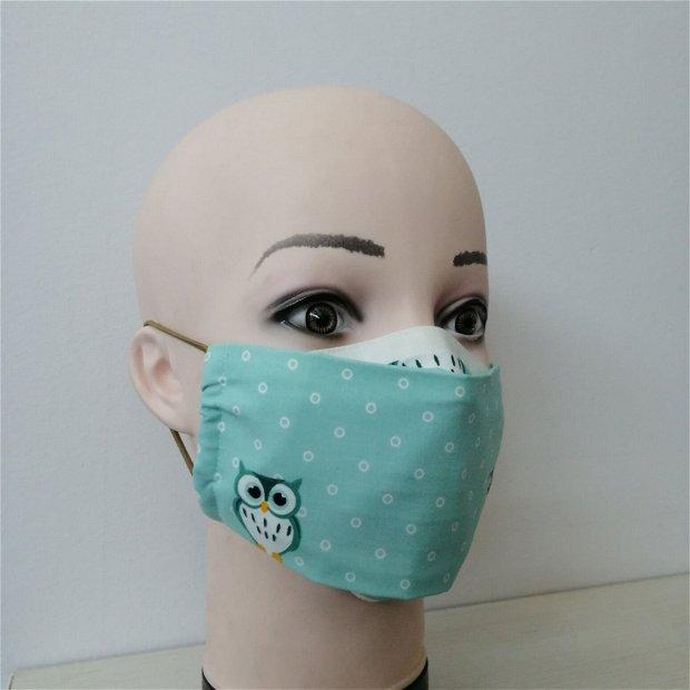 Masca reutilizabila din bumbac