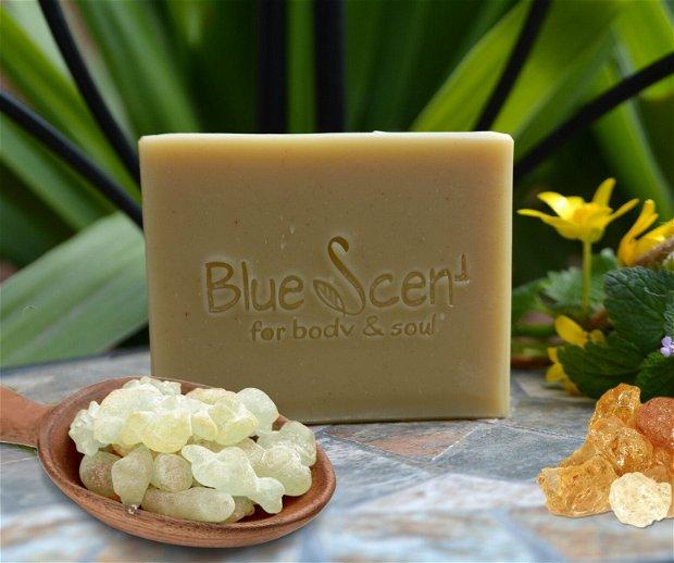 Frankincense-sapun cu tamaie -BlueScent