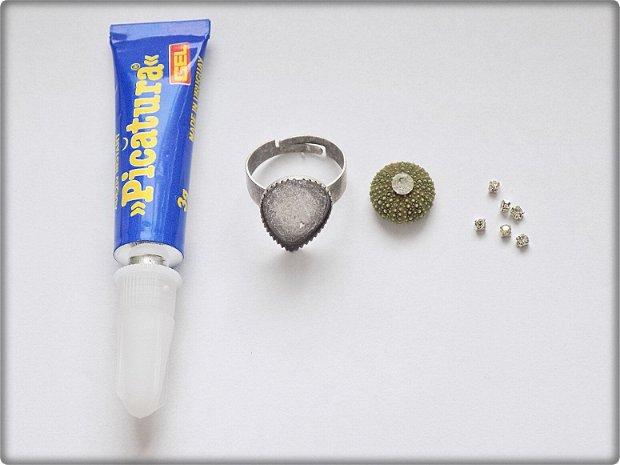 DIY Kit inel cu arici de mare