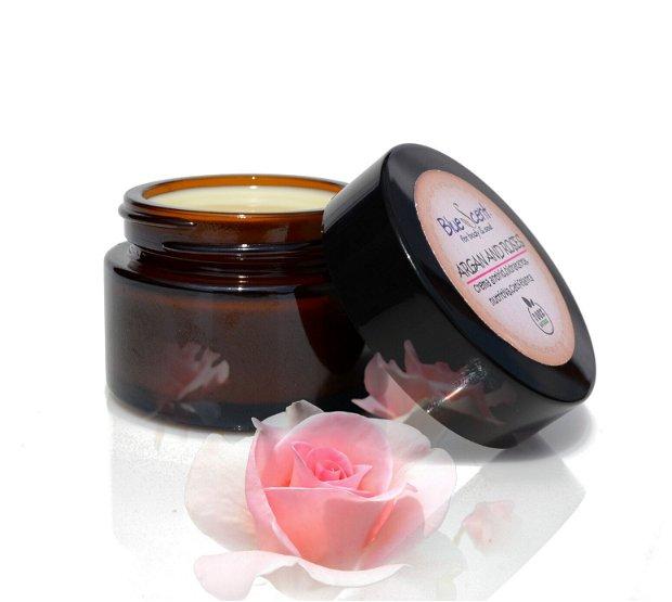 Argan and Roses-crema de zi,hidratanta,refermizanta,antirid-BlueScent