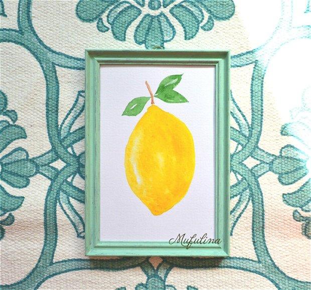Ilustrație Lemon