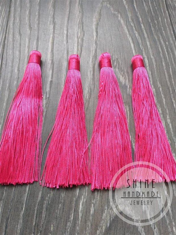 Ciucuri roz ticlam, 12,5 cm