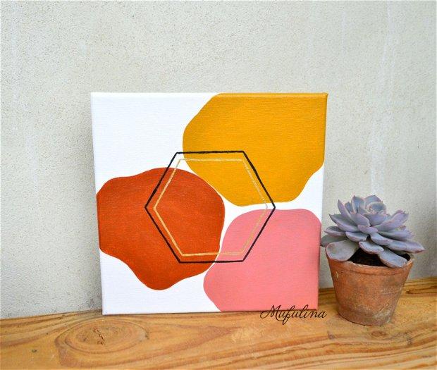 Tablou Color Blocks