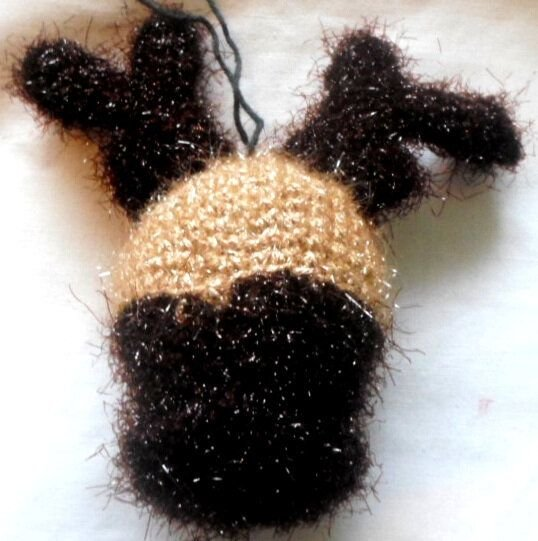 Decoratiune Craciun - ren Rudolf