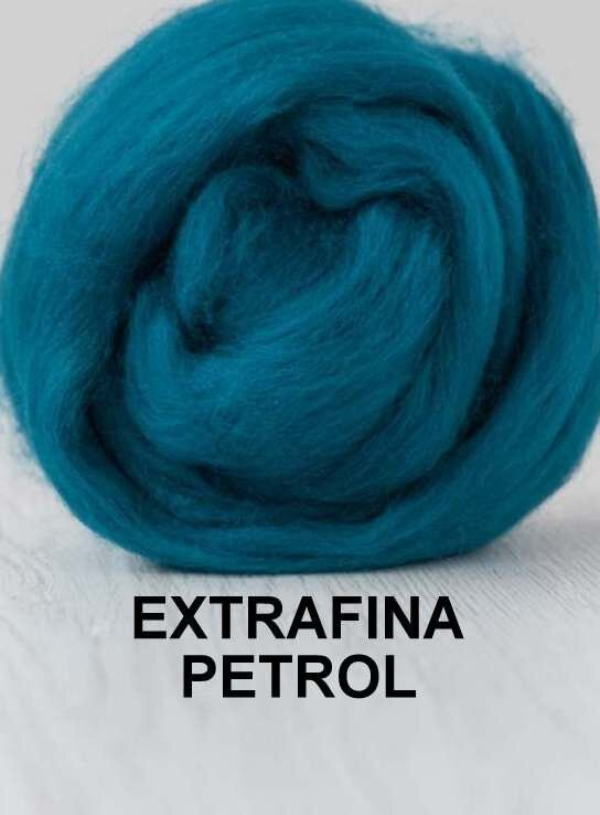 lana extrafina -PETROL-50g