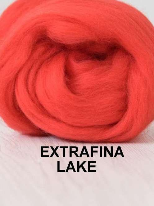 lana extrafina -LAKE-50g