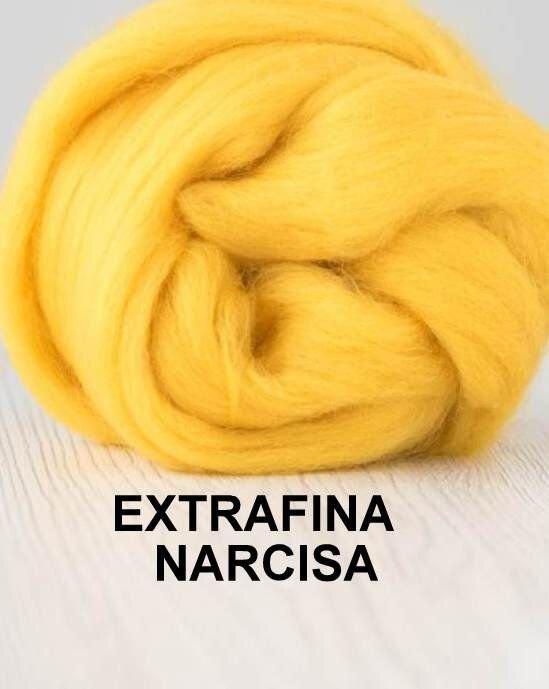 lana extrafina -NARCISA-50g