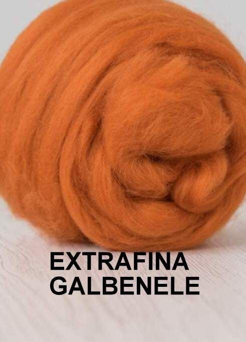 lana extrafina -GALBENELE-50g