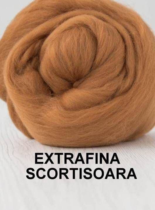 lana extrafina -SCORTISOARA-50g