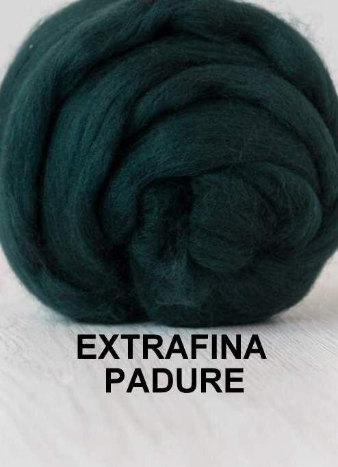 lana extrafina -PADURE-50g
