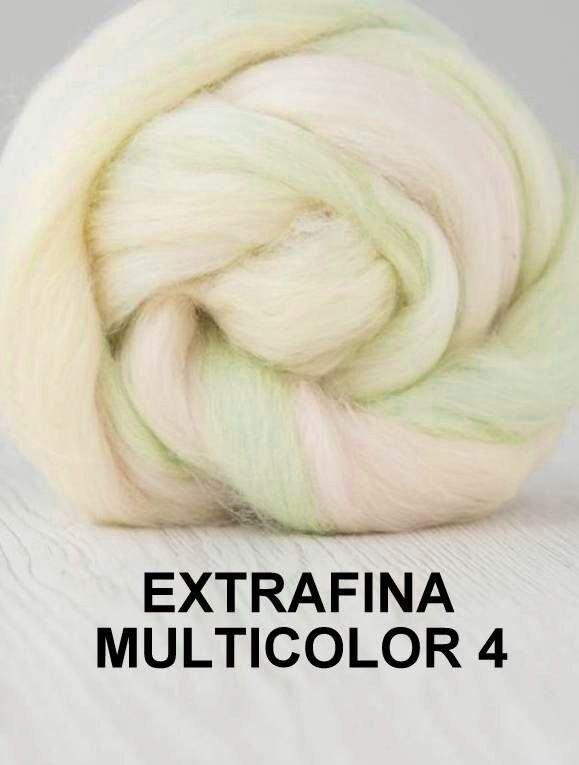 lana extrafina -MUTICOLOR 4-50g