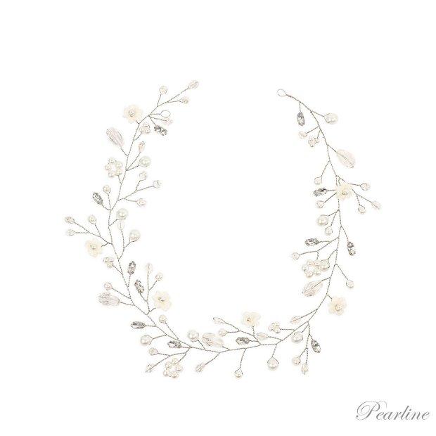 Accesoriu Par cu flori Eden Flowers