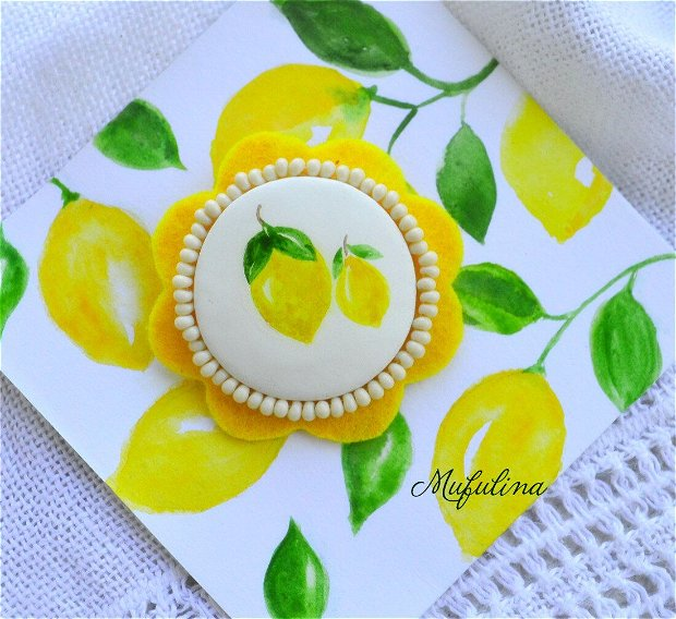 Brosa Mellow yellow